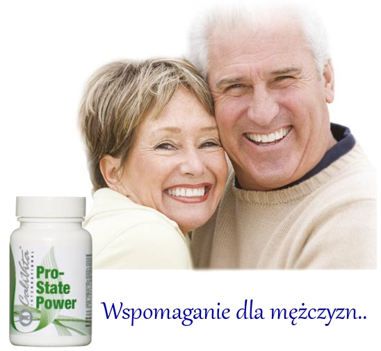 Naturalny suplement diety -Prostate Power